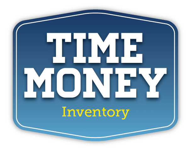 Time Money Inventory
